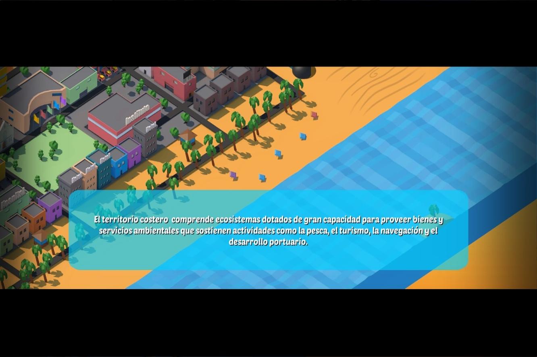 Crean juego interactivo para educar sobre el cambio climático